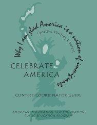 Coordinator Handbook - American Immigration Council