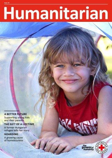 Issue 19, Spring 2012 - Australian Red Cross