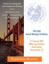 Meeting Brochure (PDF) including printable registration form