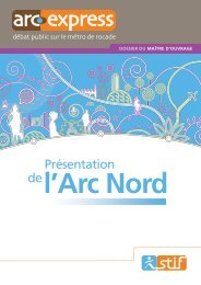 cahier arc Nord.indd - Arc Express