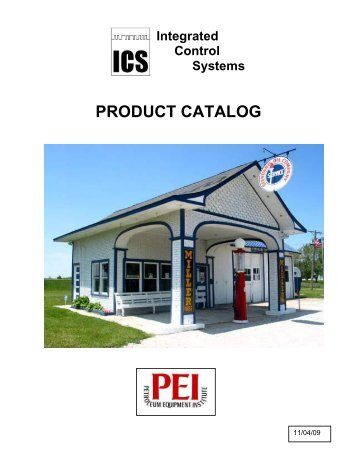 to view entire ics catalog - National Petroleum Equipment, Inc.