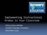 Implementing Instructional Probes in Your Classroom