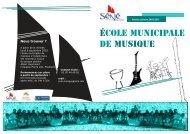 École municipale de Musique - Séné