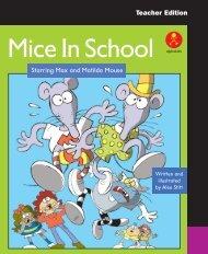 Mice In School alphakids