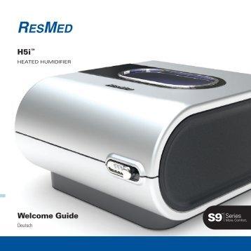 Patientenleitfaden (1MB) - ResMed