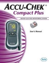 User's Manual - Accu-Chek