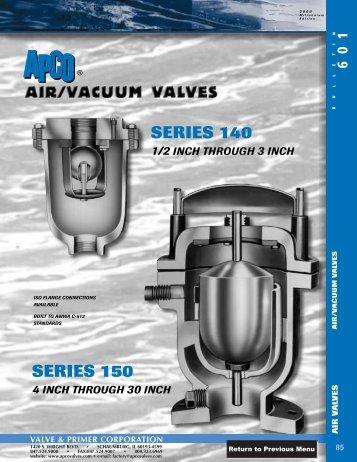 Valve ...air - Summit Valve and Controls