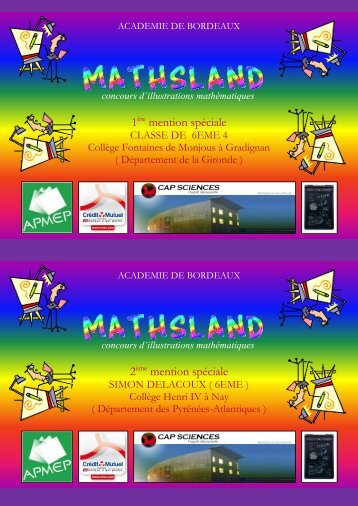 concours maths land apmep