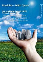 "Bioedilizia – Edifici ""green"" - Grundfos E-Newsletter"