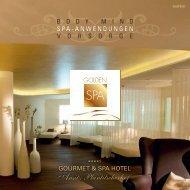 Golden SPA 2014 - Hotel Ansitz Plantitscherhof