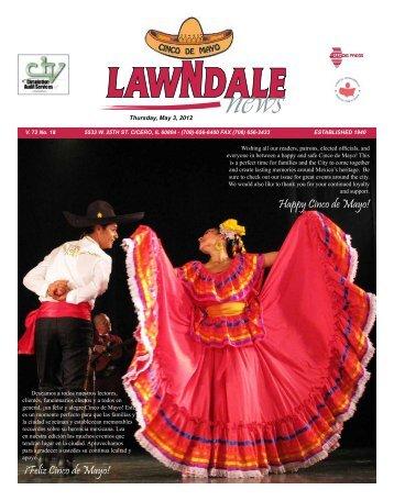 Noticiero Bilingue News - Lawndale News