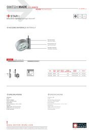 Download data sheet - Switch made