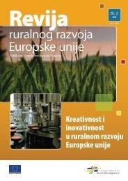 ruralnog razvoja Europske unije