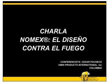 Conferencia: El Diseño del Fuego - Consejo Colombiano de ...