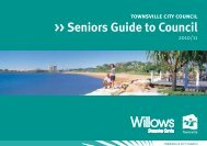 Townsville City Council's Seniors Guide to Council