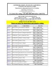 English/Hindi Legal Glossary A-C - Superior Court of California