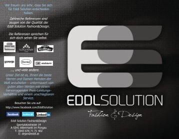 Eddl Solution Fashion&Design