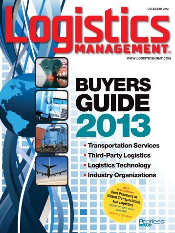Download - Logistics Management