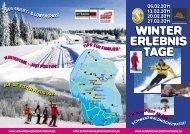 winter erlebnis tage winter erlebnis tage - Schwarzwaldhochstraße