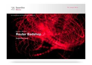 Reuter Badshop - Wirkstoff TV