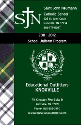 Educational Outfitters KNOXVILLE
