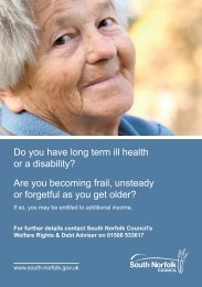 Attendence Allowance and Disability Living Allowance Leaflet [PDF]