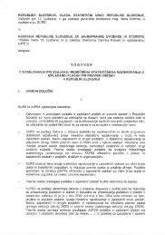 Dogovor Statističnega urada in AJPES-a o sodelovanju pri izvajanju ...
