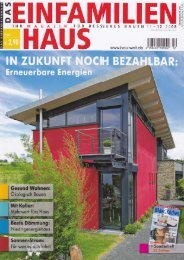 Das Einfamilienhaus, 11/12 2008 - Bau Werk Stadt