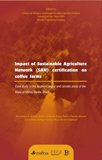 Impact of Sustainable Agriculture Network (SAN ... - Eco-Index