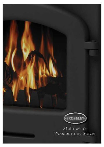 Broseley multi fuel brochure - Artizan Heating