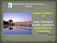 clicca qui - Parrocchia San Francesco a Viterbo