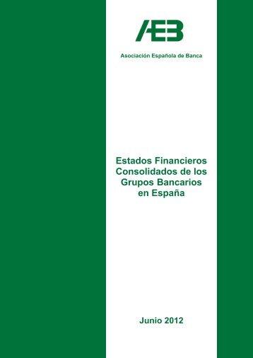 Estados Financieros Consolidados junio 2012 - Asociación ...