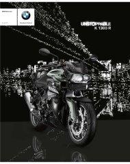 Katalog K 1300 R - BMW Motorrad Österreich