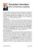 Paratyfus i brevduen - Dansk Brevduesport - Page 3