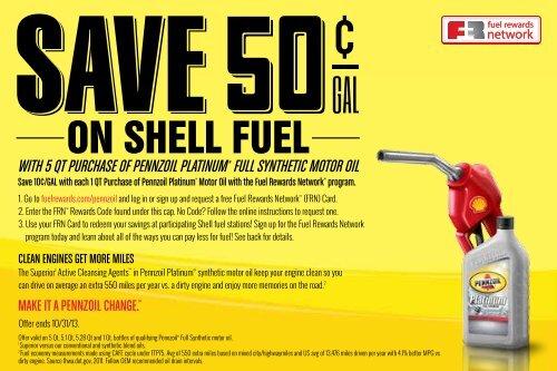 Pennzoil Near Me >> Pennzoil Platinuma Full Synthetic Motor Oil Carquest Auto