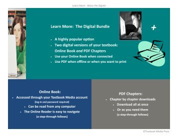 Learn More: The Digital Bundle - Textbook Media
