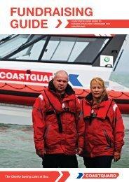 FundraiSing guide - Coastguard New Zealand