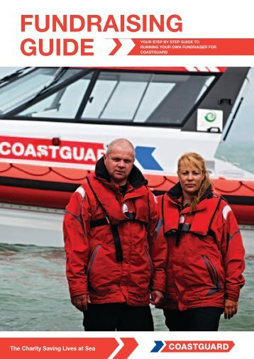 FundraiSing guide - Coastguard New Zealand