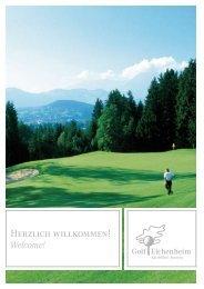 Birdiebook (pdf) - Grand Tirolia Golf and Ski Resort