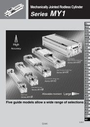 Browse MY1 Catalogue - SMC Pneumatics Australia