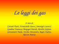 Le leggi dei gas - I@PhT