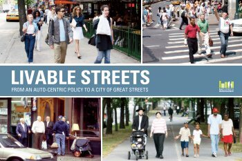 Livable Streets - Project for Public Spaces