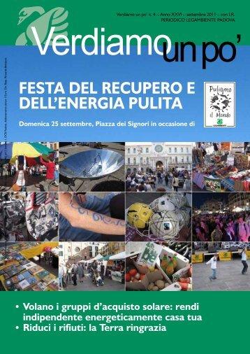 Source URL - Legambiente Padova