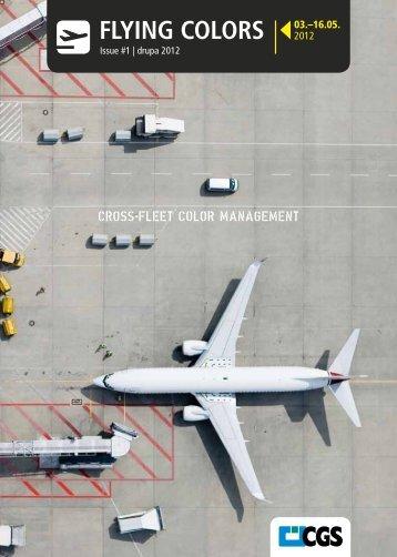 FLYING COLORS - Siedepunkt