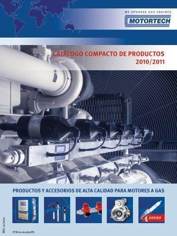 catálogo compacto de productos 2010/2011 - Motortech GmbH