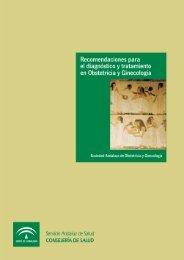 Recomendaciones para el diagnóstico y tratamiento en obstetricia y ...