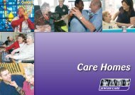 Care Homes - Jewish Care