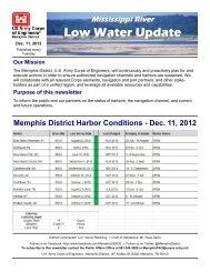Dec. 11 - Memphis District - U.S. Army