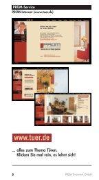 PRÜM-Internet (www.tuer.de) - Becher