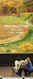 Wellesley College Fact Sheet
